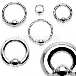 Basic Captive Bead Rings