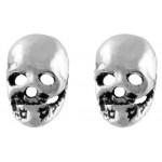 Skull Head Stud Earring