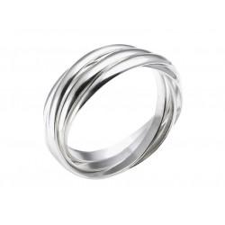 Russian Wedding Ring Quad Bands
