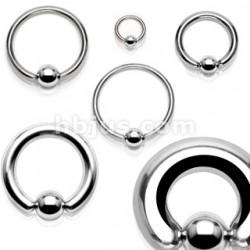 Basic Captive Bead Rings