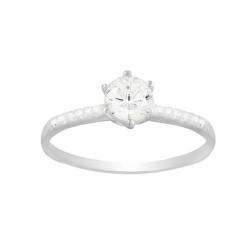 Round Cut Wedding Engagement Bridal Ring