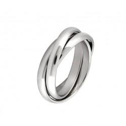Russian Wedding Ring Tri Bands